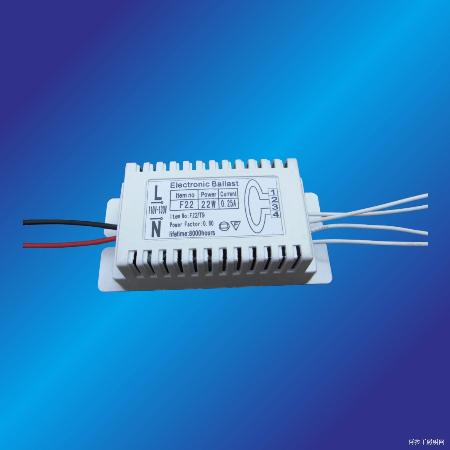 22w环形灯管电子镇流器