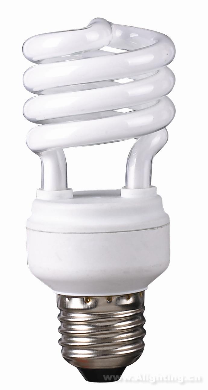 欧普新推半螺旋设计型节能灯