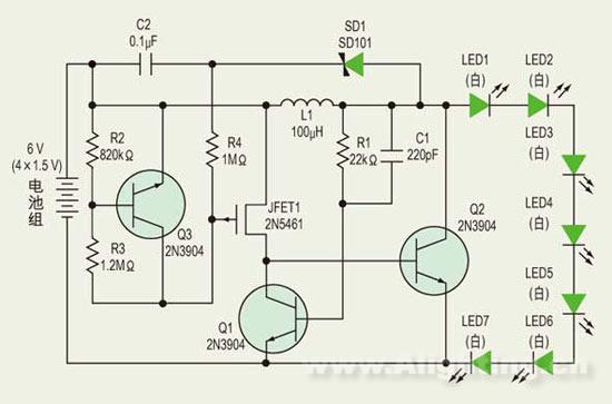 5v至76v宽输入电压范围内保持125khz固定工作频率,是汽车应用的理想之