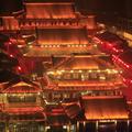 中照照明奖:杭州市香积寺庙古建筑照明
