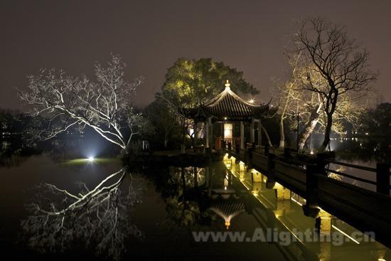 杭州西湖风景名胜区湖滨管理处参与项目主要设计.