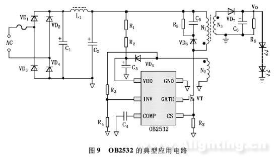 led灯的恒流驱动芯片介绍(下)