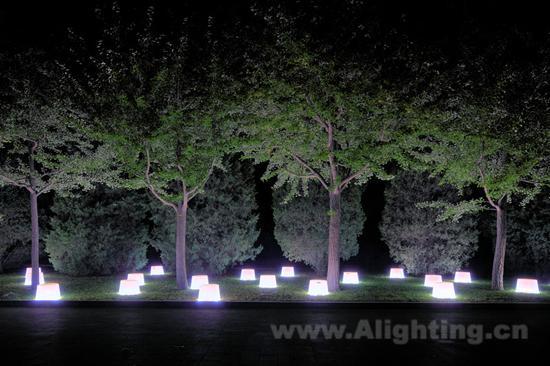 """2011""""创意点亮北京""""国际灯光艺术节(三)"""