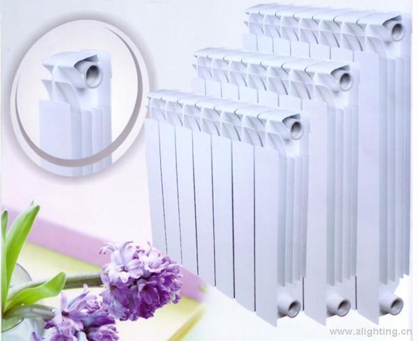 荣华 铝压铸散热器片RH100