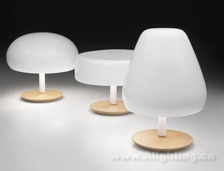 led台灯创意设计 灵动之翼精彩飞扬