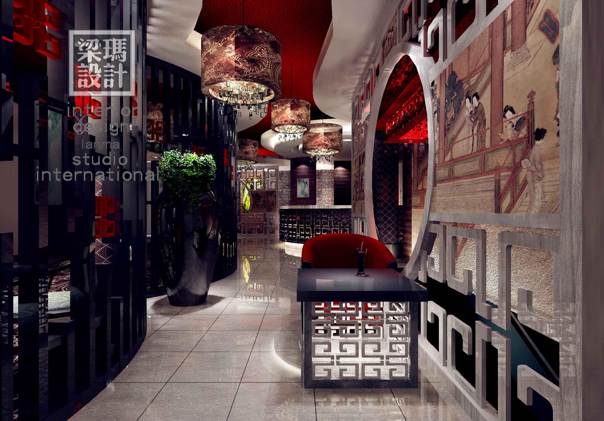 上海梁玛室内装饰设计工程有限公司