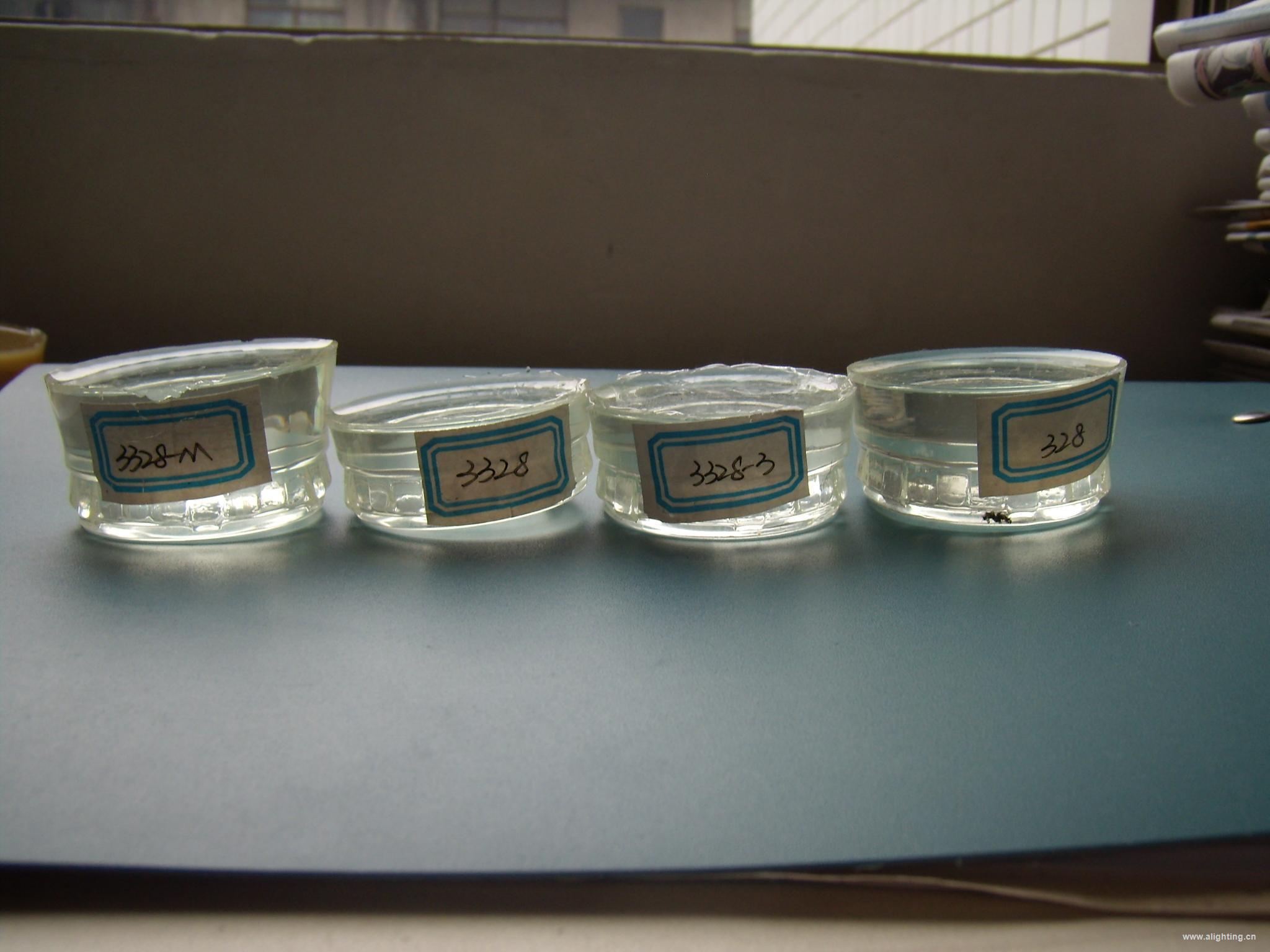 PU胶水LED灯条胶 固化块