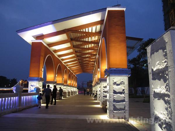 2012中照奖照明工程设计(公园,广场)三等奖作品