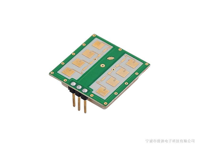 普迪 PD-V11 180度 24.125GHZ高频微波运动传感器