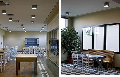 多纳蒂组图新照明的led照明展位(灯光)-工厂怎样餐厅v组图图片