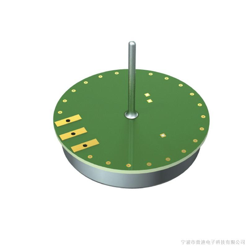 360度 5.8GHZ高频微波运动传感器