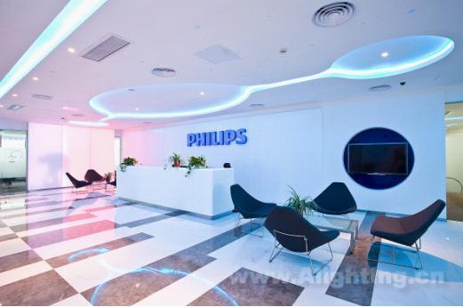飞利浦照明上海总部 漕河泾办公大楼高清图片