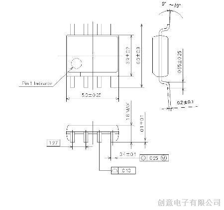 ac/dc电源控制ic(功率因数校正)fa5601系列