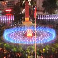 西藏昌都会议中心广场室外照明