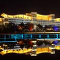 塞上江南 生态之光——银川艾伊河景观照明工程