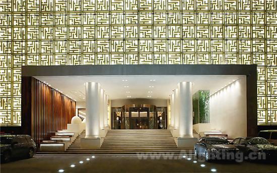 清水湾club全日餐厅灯光设计详解