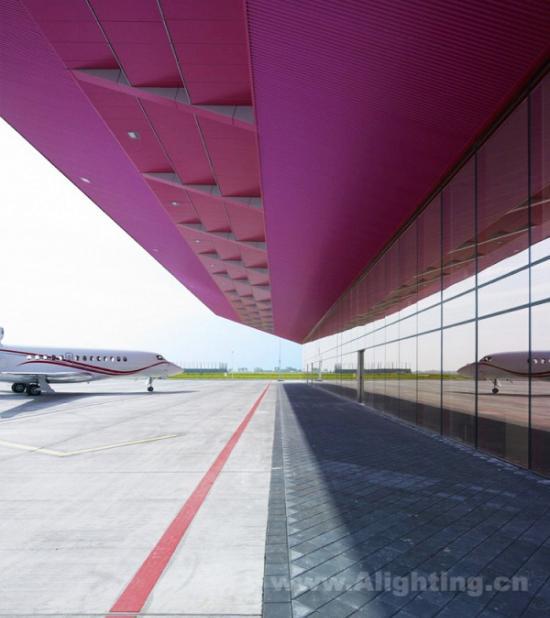 【机场照明】④国外机场灯光设计赏析