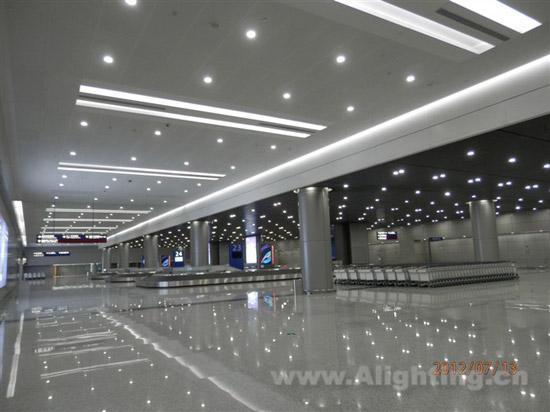 成都双流机场照明详解——阿拉丁神灯奖申报项目