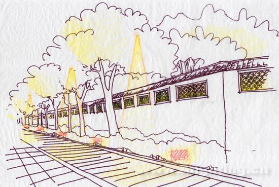无锡惠山古街夜景照明详解——阿拉丁神灯奖申报项目