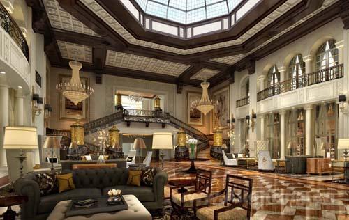 欧式剧院室内设计