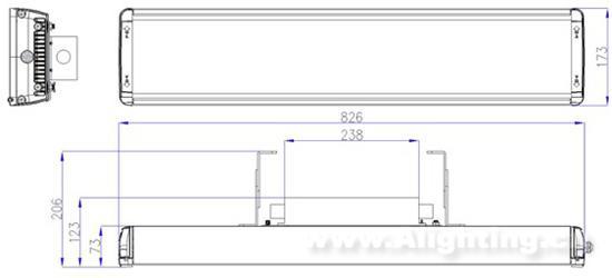 项目信息   项目名称:杭州钱江隧道LED隧道灯照明工程   项目地址:杭州钱江隧道   单位名称:山西光宇半导体照明股份有限公司(施工&产品)   设计单位:上海宝信软件股份有限公司   业主名称:上海隧道工程股份有限公司   项目总体情况   杭州钱江隧道为水底城市快速公路隧道(南北走向),双峒双向六车道,每峒各三车道,隧道设计行车速度80km/h, 单向车流量大于2400辆/小时,本工程涉及到的隧道照明总长度4160米(单条隧道)。   2011年11月钱江隧道的施工单位上海隧道股份邀请了4家国