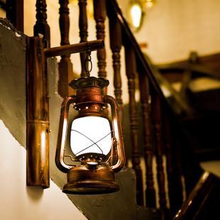欧式现代家居壁灯 简约中式田园壁灯 卧室床头单头灯具