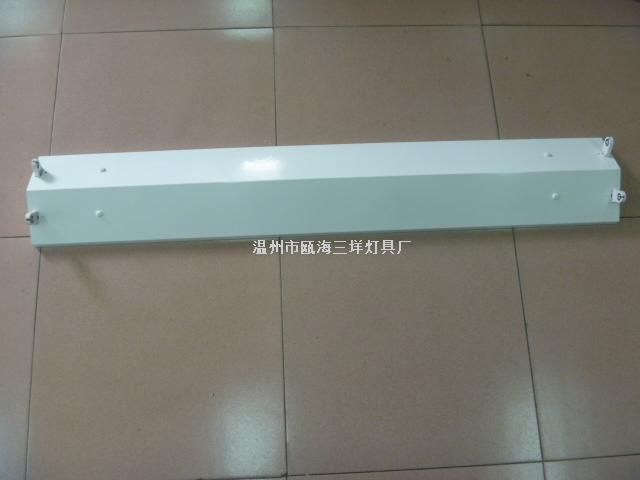 工程商场LED灯管支架SY-2014型 2x1200