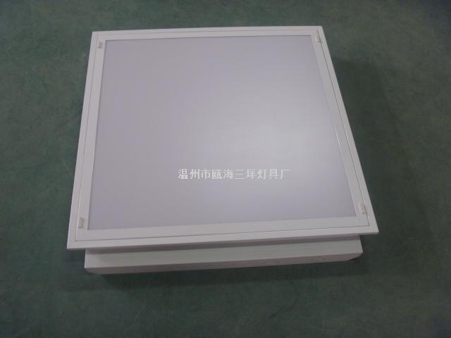 商场超市嵌入式格栅灯盘SY-3005型 3x18w,3x600