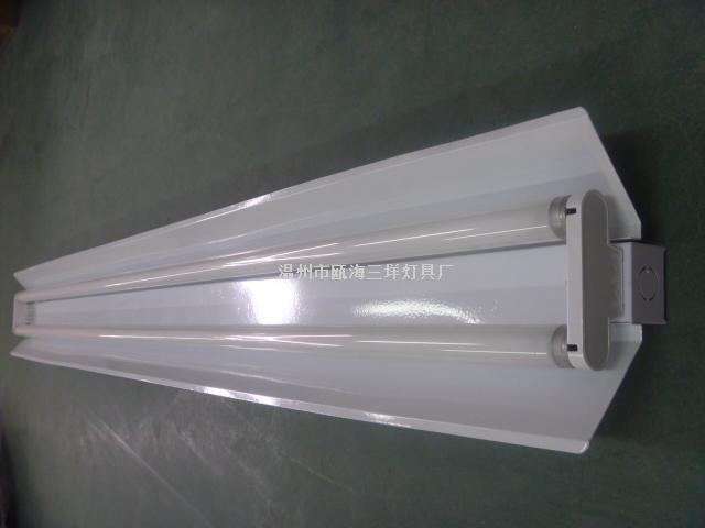 商场超市LED灯管支架 SY-2016型2x1500