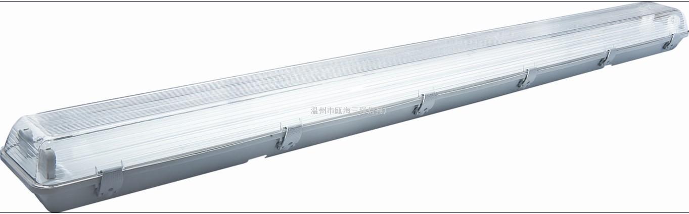 商场工程防水三防灯 SY-A型 2X58W