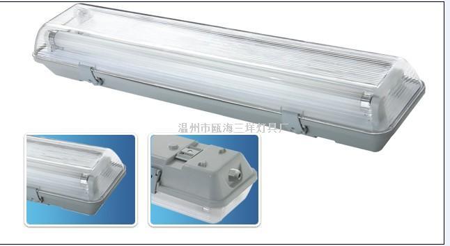 商场工程防水三防灯 SY-A型 2X20W