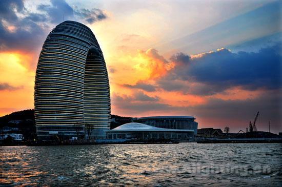 上海光联为月亮酒店量身定制一款型号为:glr-gt86