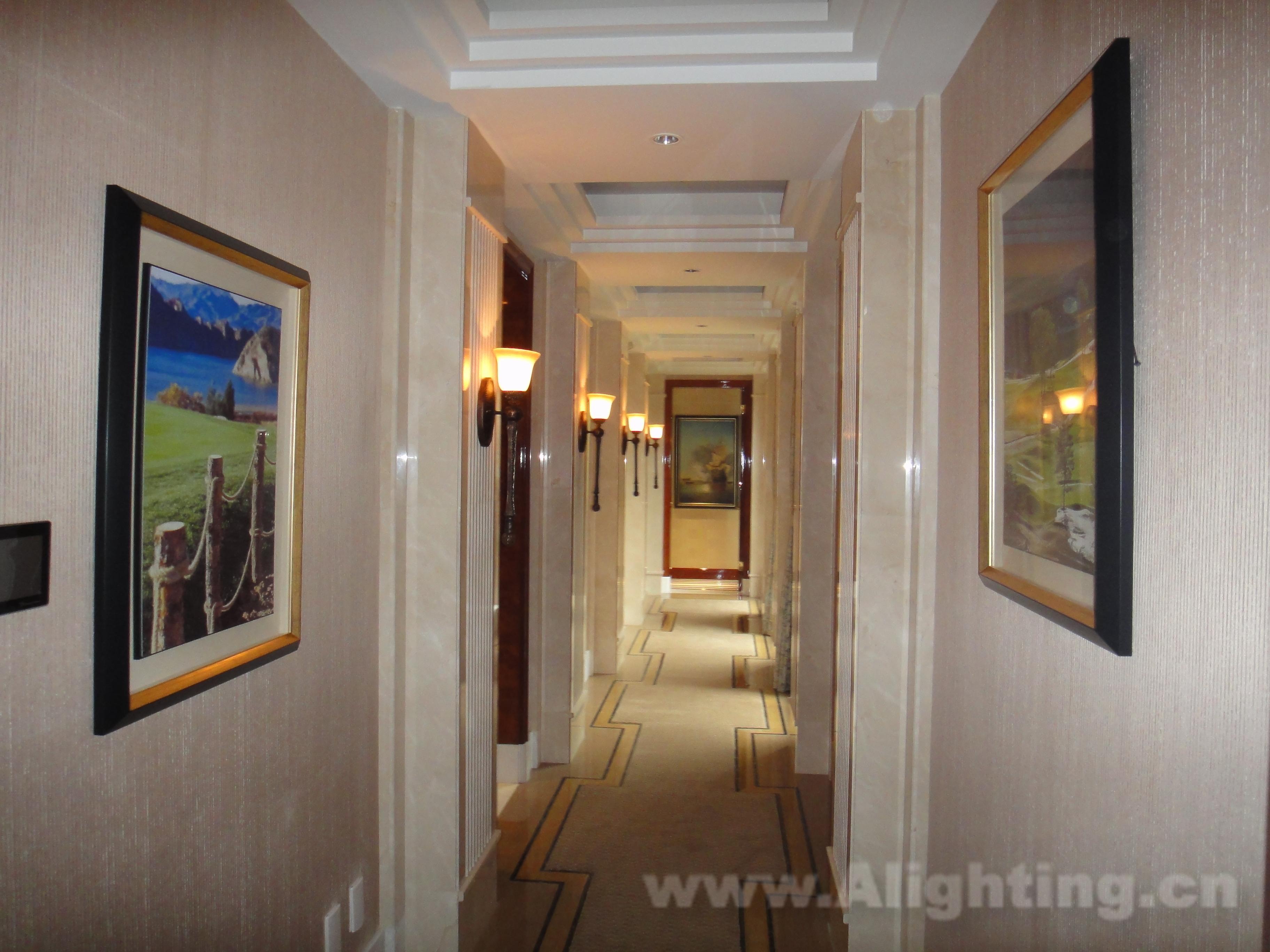 小型阳光房图片酒店过道效果图高清图片