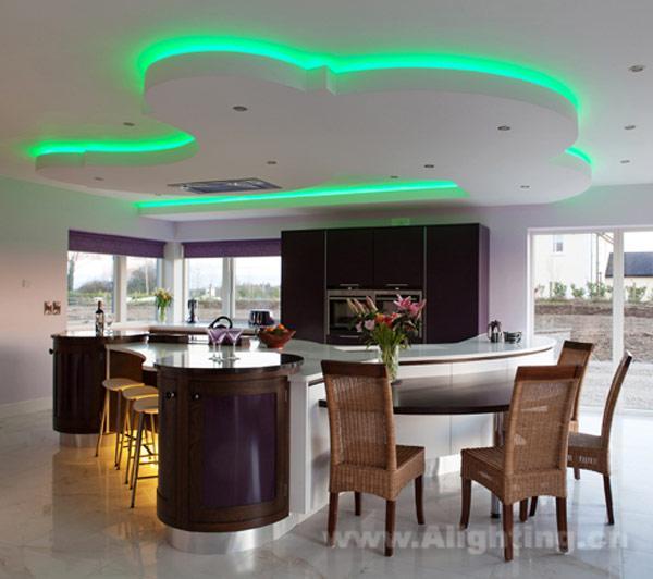 【Case Study】家用照明-廚房燈光照明設計 @ LED照明的部落格 :: 痞客邦