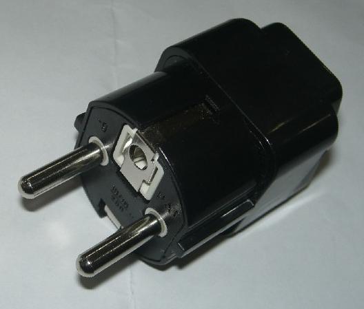 万用孔插头插座电源转换器