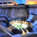 美国沃斯堡流水公园照明设计