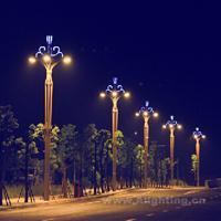 广元南河六号桥景观照明设计赏析