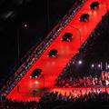 2014年APEC领导人欢迎宴会——灯光红毯