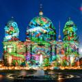 """""""世界最大彩绘节""""——德国柏林灯光节"""