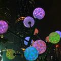 流光溢彩——2014广州国际灯光节开幕式及作品掠影