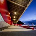 墨尔本COSTCO超市外景观照明设计