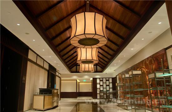 悦榕庄度假酒店室内照明设计详解图片