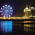 南昌一江两岸景观照明图集—2014神灯奖项目申报