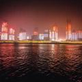 南昌一江两岸景观照明详解—2014神灯奖项目申报