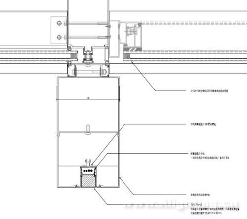 灯具安装节点施工图