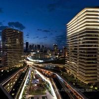 贝西克塔斯佐鲁中心建筑群照明图集