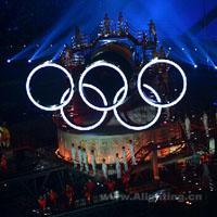 2014年南京青年奥林匹克运动会开幕式灯光设计欣赏
