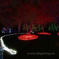 光与城市文化交互与融合—— 园博园夜景照明
