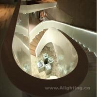 希腊的恩思雅时装店店铺照明设计