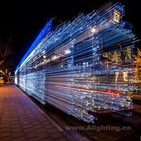 穿越中的时光机——匈牙利布达佩斯LED电动车